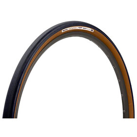 Panaracer GravelKing Slick Plus Pneu pliable 28-622, black/brown
